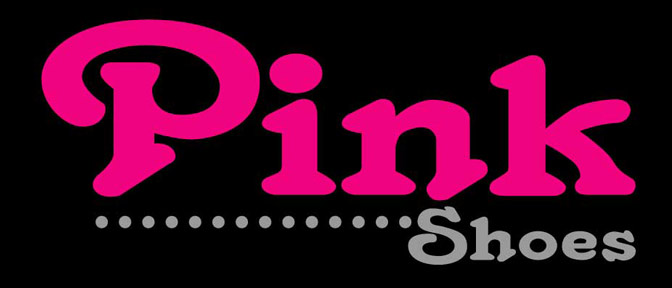 Logo Pink Shoes
